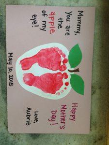Footprint Apple