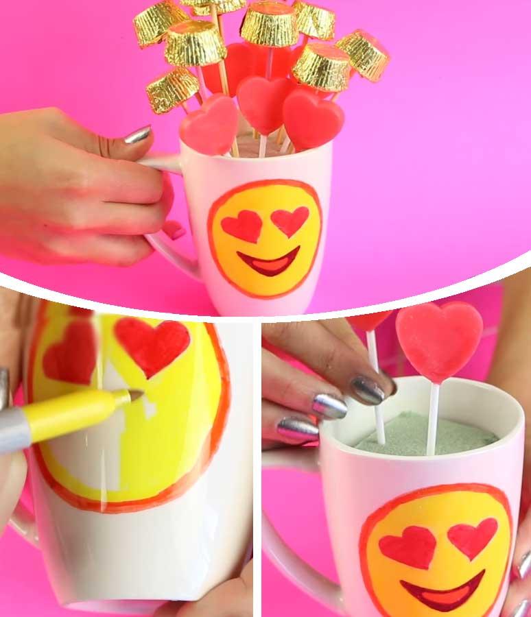Emoji Love Mug