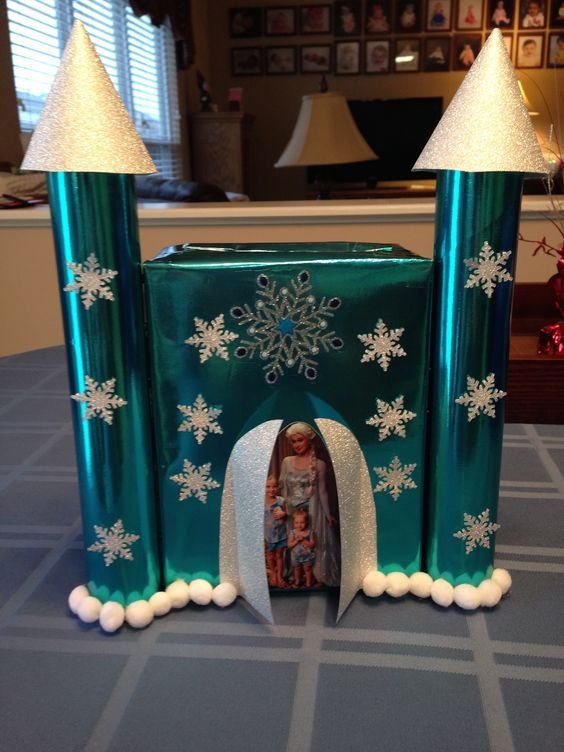 Disney Frozen Valentine's Box