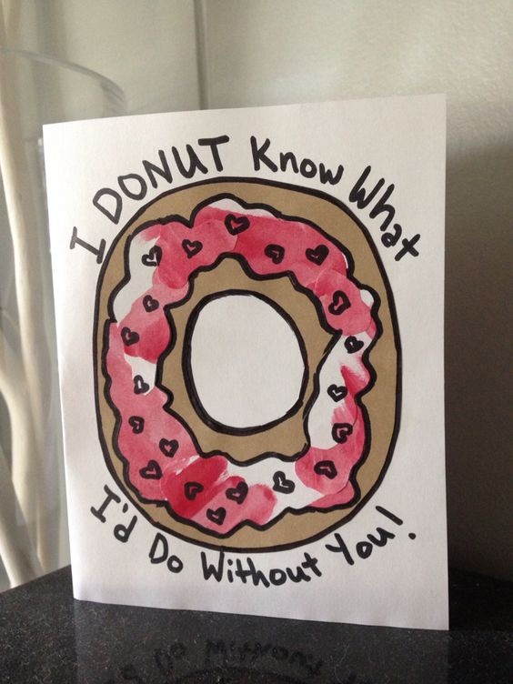 Donut Know What I'd Do