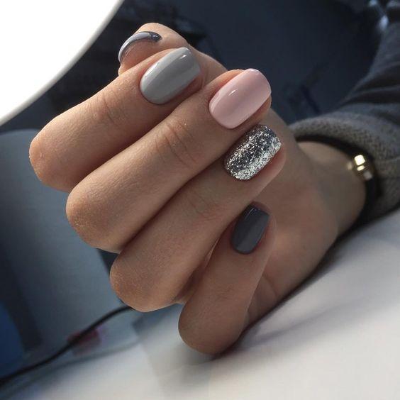 Greys & Pink