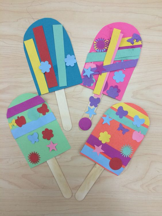 Cute Summer Crafts For Kids Diy Cuteness