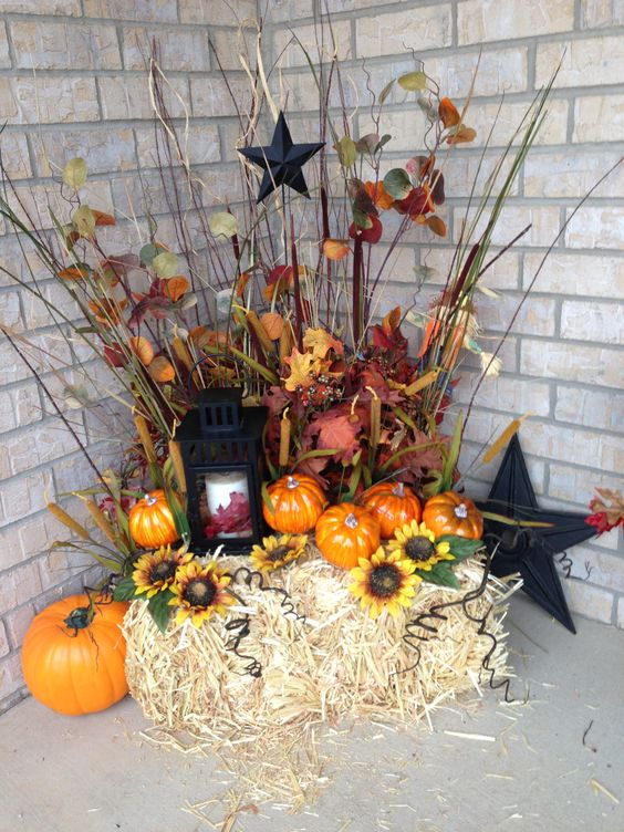 Pumpkin Display