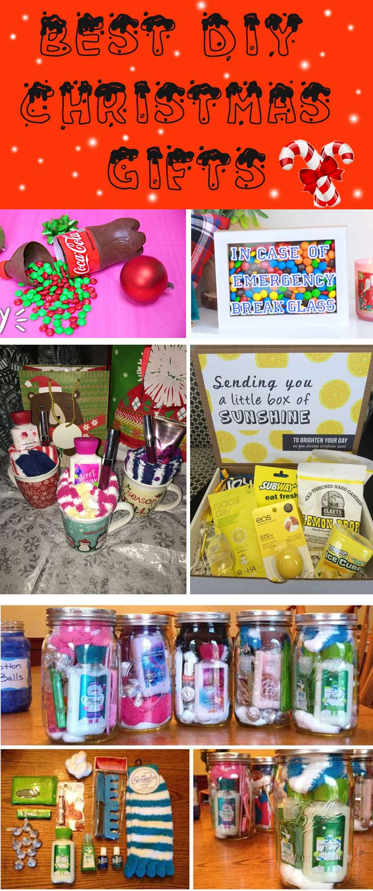 Diy Christmas Gifts For Friends.Diy Christmas Gifts For Friends Diy Cuteness