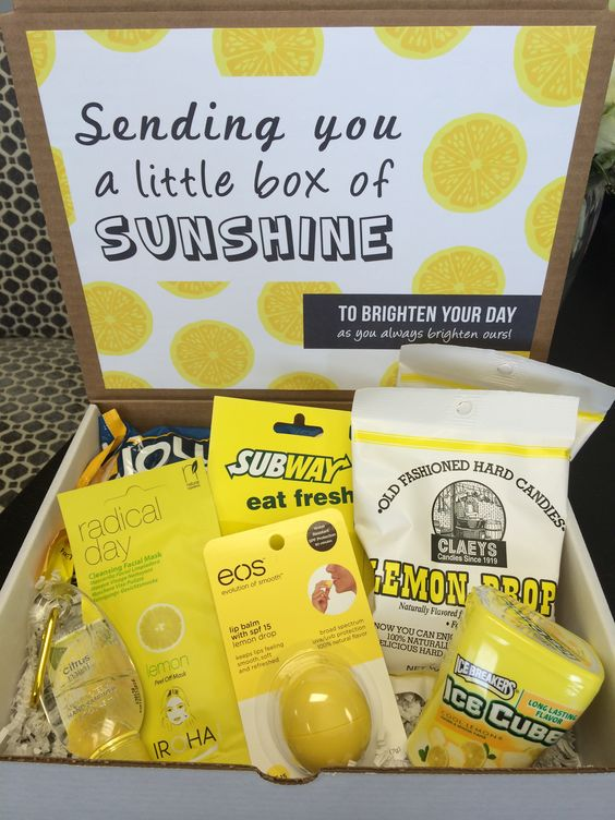 Sunshine in a Box