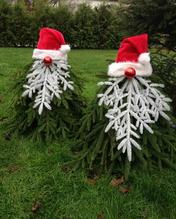 DIY Tree Gnomes