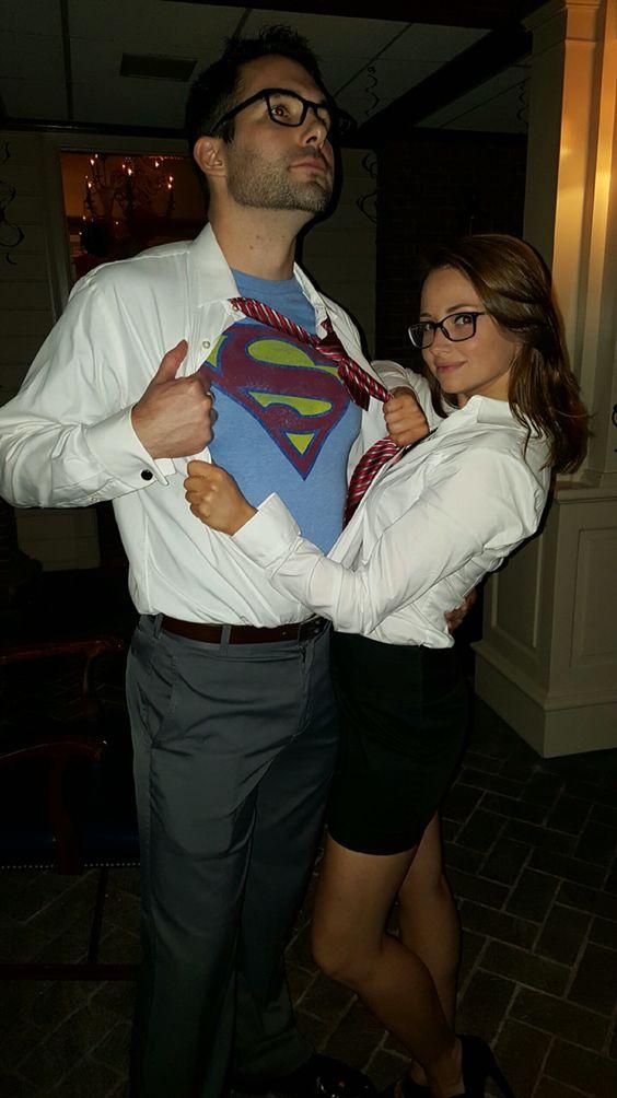 Lois & Superman