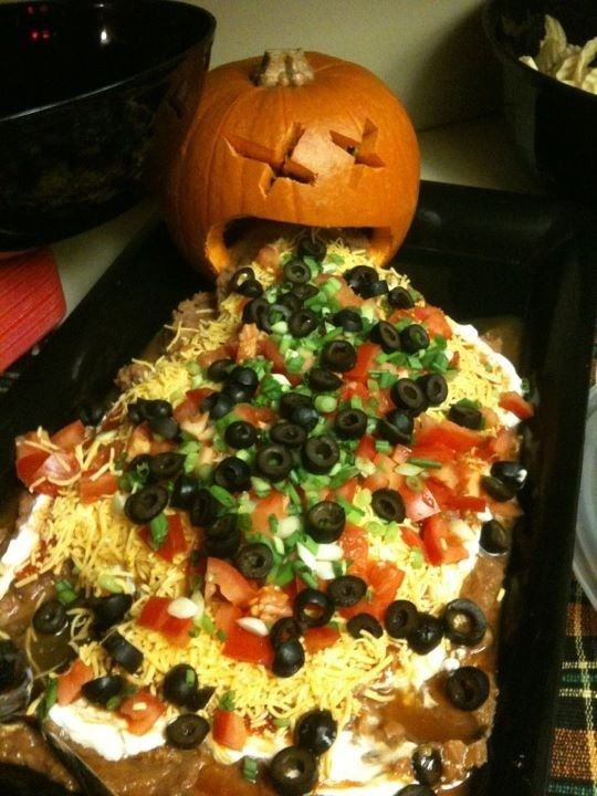Halloween Party Food for Adults