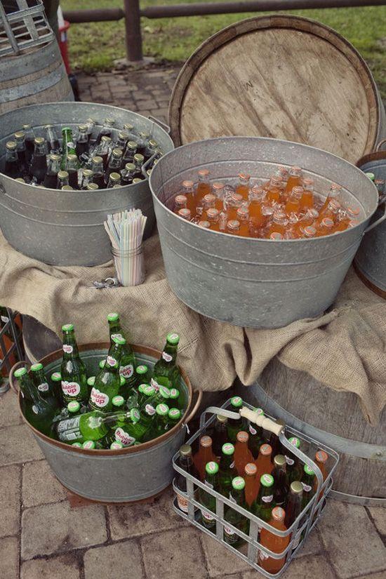 Refreshment Buckets