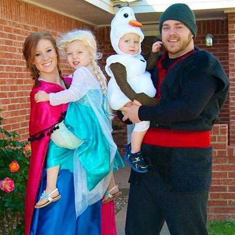 Family Of 4 Disney Halloween Costumes.Diy Family Halloween Costumes Ideas Diy Cuteness