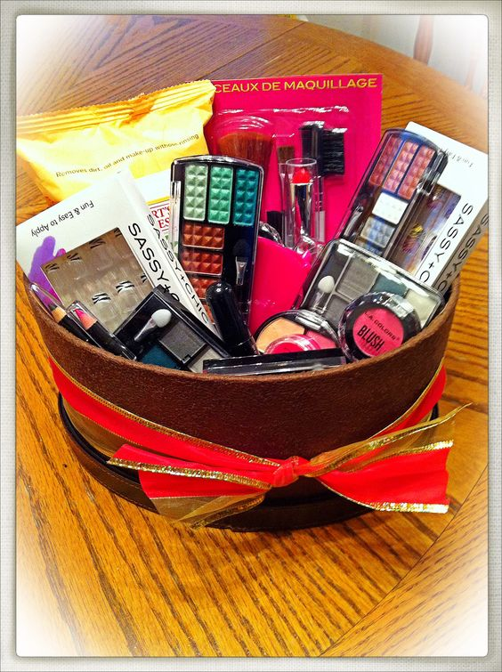 Makeup Basket