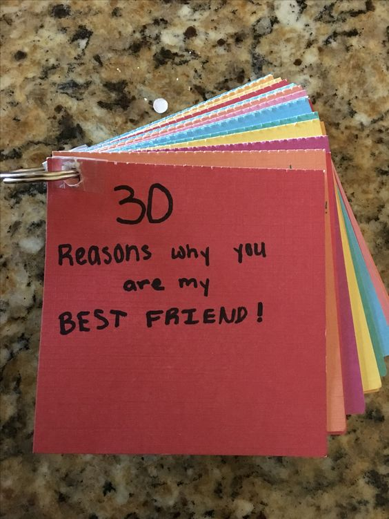 30 Reasons Why