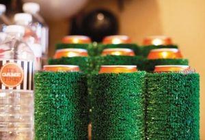 Grass Covered Sodas