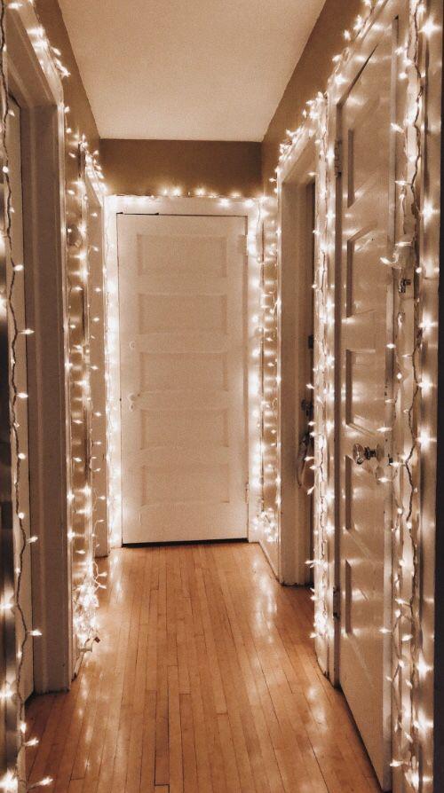 Over Door Fairy Lights