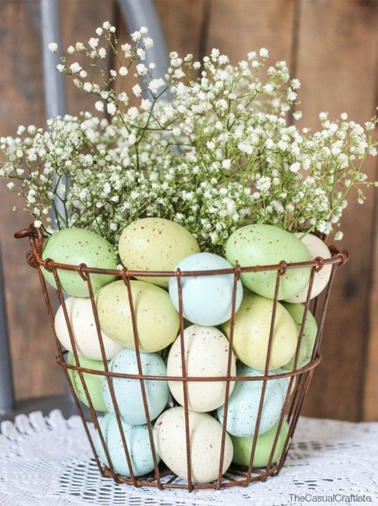 DIY Easter Baskets for Kids