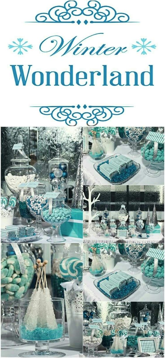 Blue & White Theme