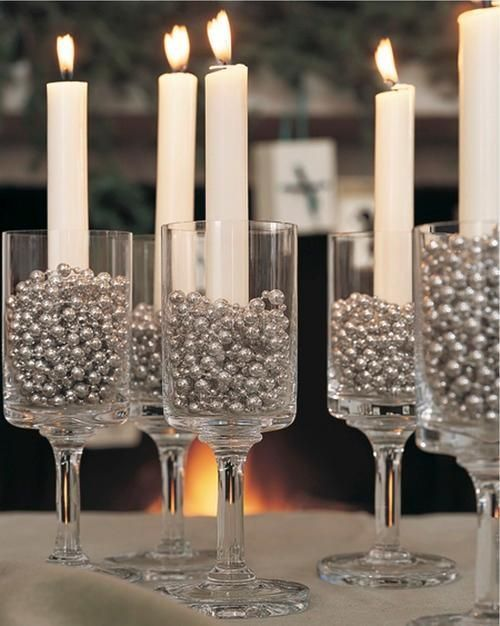 New Years Eve Candles