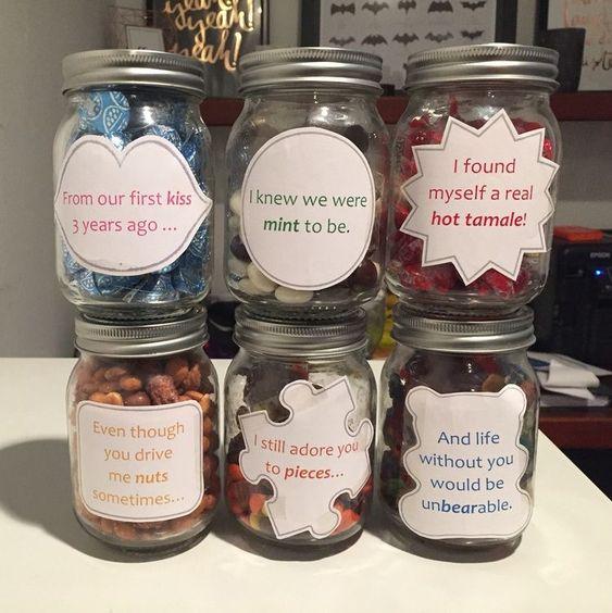 Candy Jar Puns