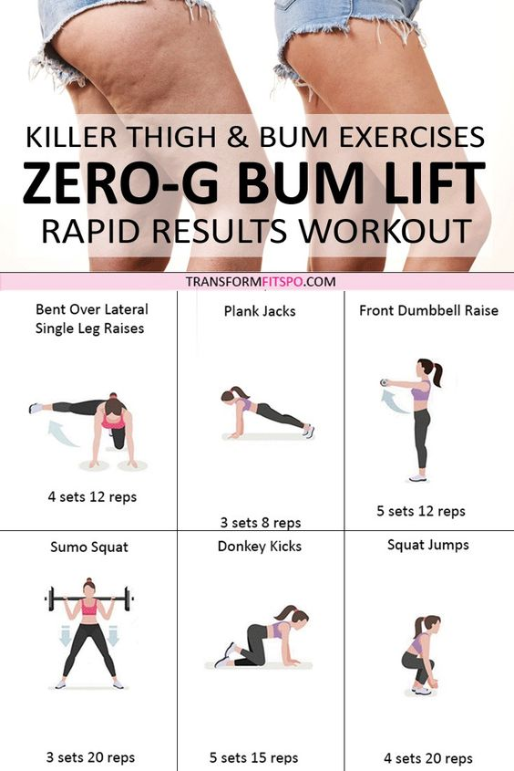 No Gym Workout Ideas