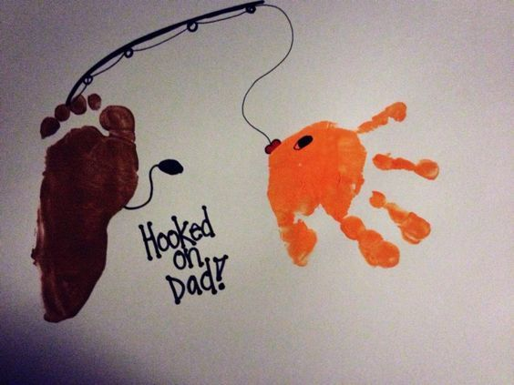 Hooked on Dad