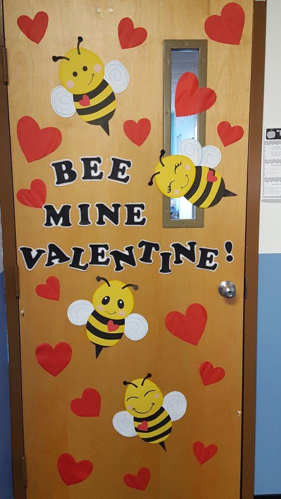 Valentines Day Classroom Door Ideas Diy Cuteness