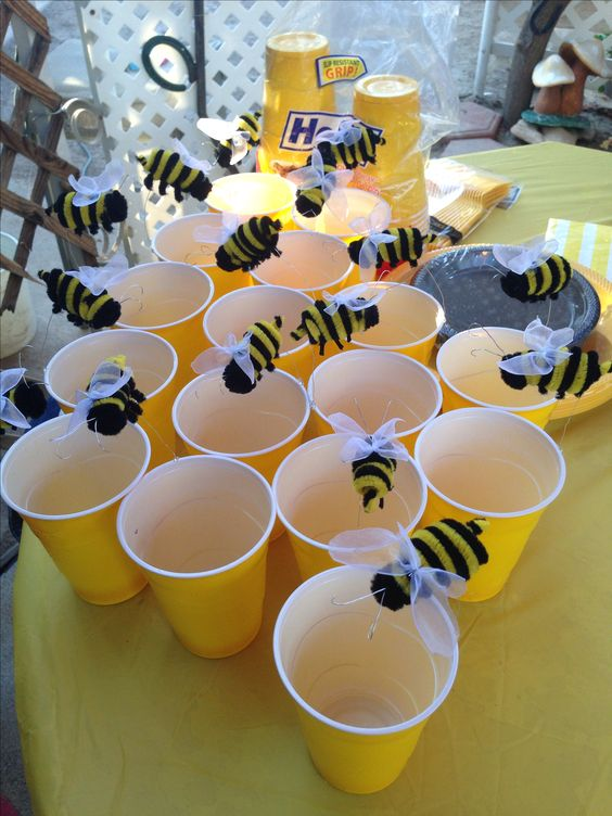 Sweet Bee Drinks