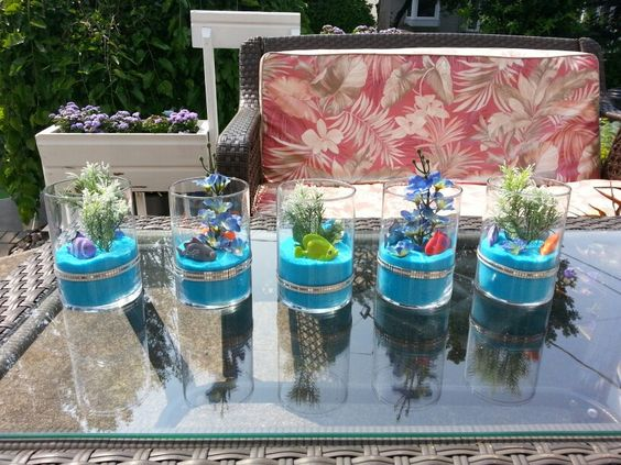 Under the Sea Centerpieces