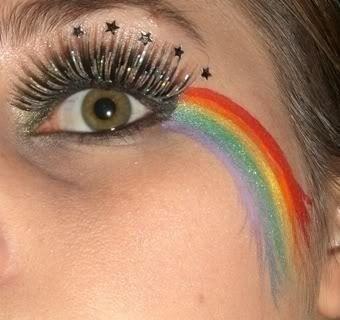 Halloween Unicorn Makeup