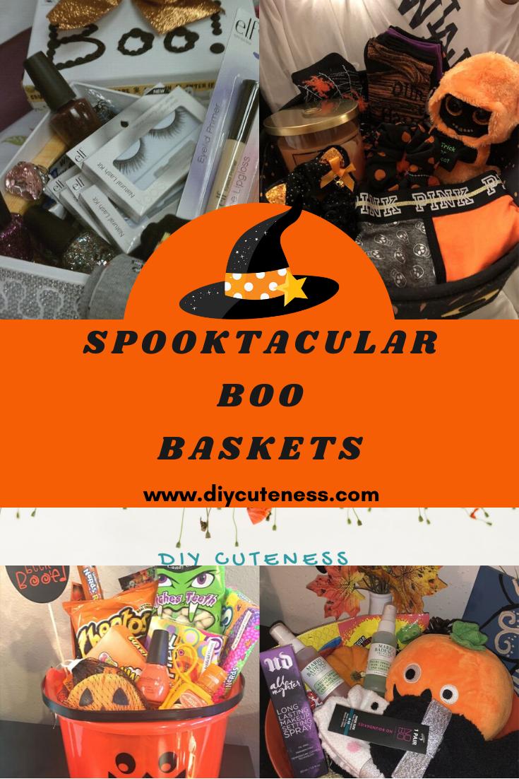 Girlfriend Boo Basket | DIYCUTENESS