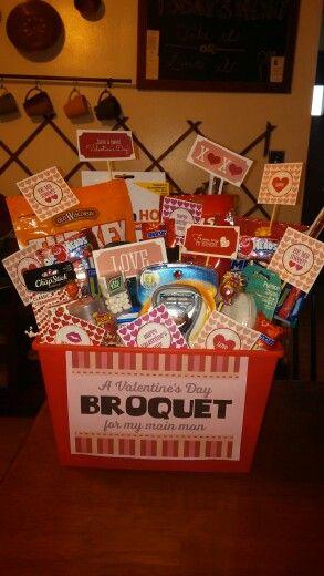 Valentine's Day gift for him, Broquet