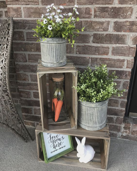 How to Decorate your Porch for Spring