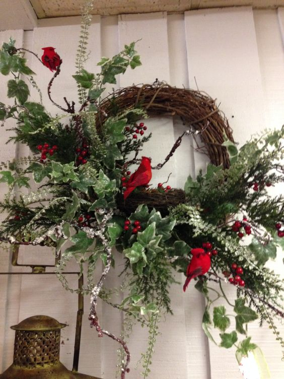 Christmas Wreaths for Front Door