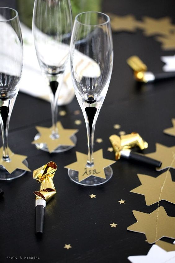 New Years Eve Party Ideas #newyears #newyearseve #party