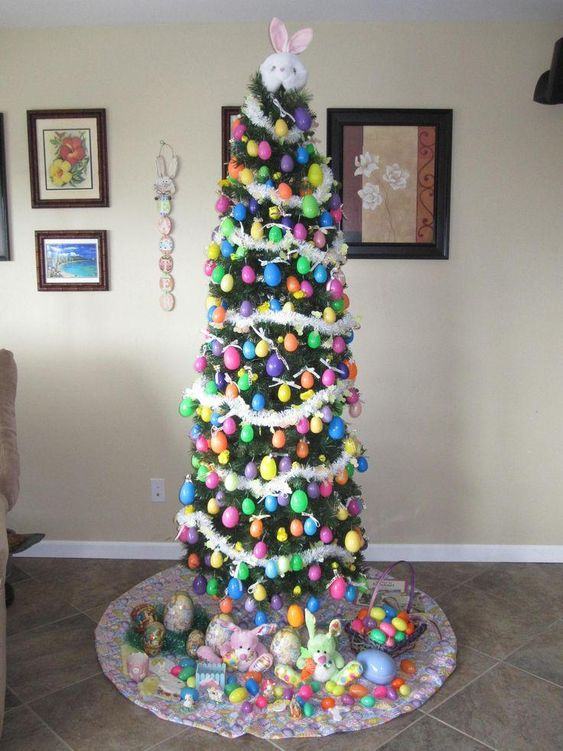 Easter Tree Ideas