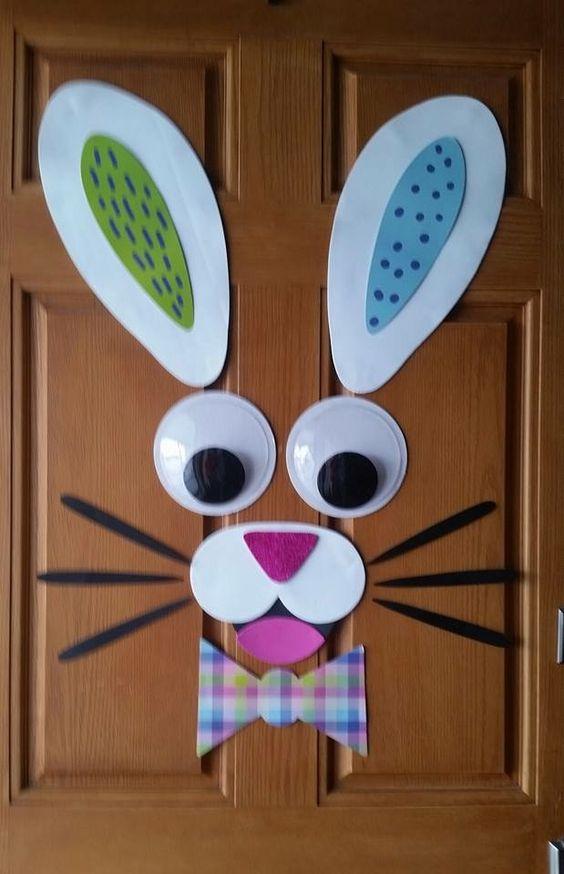 Easter Classroom Door Decor