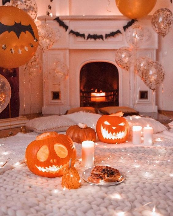 Halloween Bedroom Decor