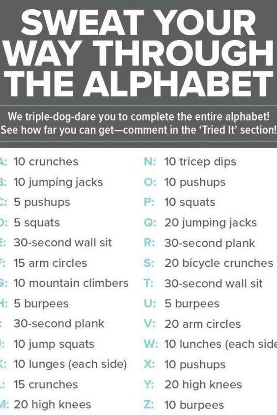 No Gym Workout Ideas