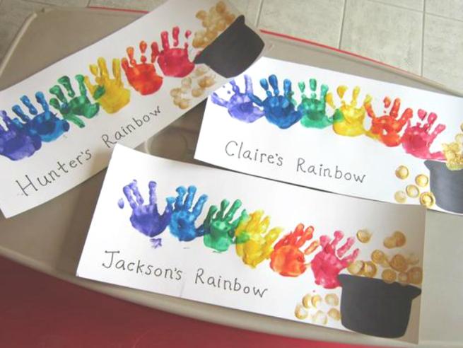 St Patricks Day Crafts for Kids