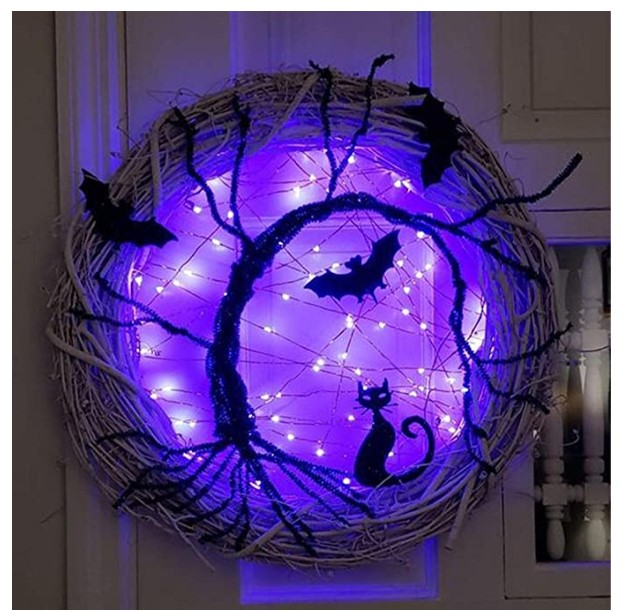 Awesome Halloween Wreaths